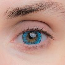Цветные линзы EOS Daisy Blue
