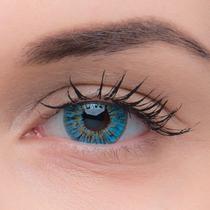 Цветные линзы EOS Adelio Blue